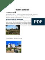 Traslados de La Capital de Guatemala
