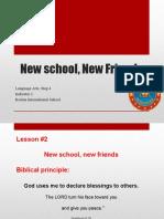 Step 4 PPT L Arts Lesson #2 -2017
