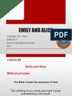 Step 4 PPT L Arts Lesson #3 -2017
