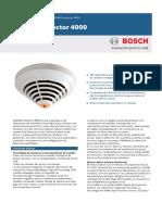 12312 - Detector de Humo Avenar - Algoritmico