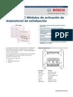 8192 - Modulo Disposit. de Señaliz. (Nac) Lsn Fpa-5000
