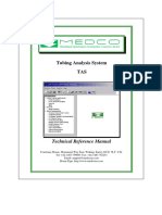 TAS Technical Reference Manual