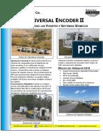 UE2 Brochure ESP 2014