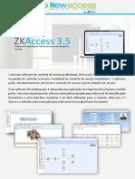 DataShet ZKACcess 3.5