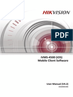 User Manual of IVMS-4500(IOS) Mobile Client Software_V4.2_20150810