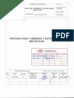 701.Pr.om.05 Pintura Para Tuberias y Estructuras Metalicas Rev.0