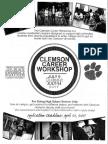clemson career workshop