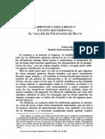 Libros de Caballerías y Ficción Sentimental. El Taller de Feliciano de Silva.pdf