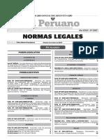 Indices Unificados El Peruano
