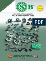 Isb Supporti Bearing Units1.7.12