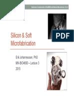 03 BIO4600 Silicon&Soft Microfabrication