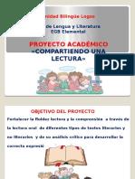 Proyecto Académico de lectura