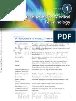 Medical Terminology Chap 1 Alisonhb