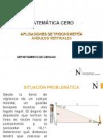 Aplicaciones de Trigonometría_2