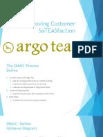 argo tea presentation