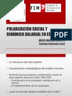 JAVIER MURILLO-POLARIZACIÓN SOCIAL Y DINÁMICA SALARIAL