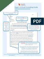 model mla paper formatting