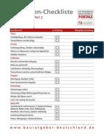 Checkliste Haus Bauabnahme-2