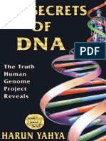 English the Secrets of Dna