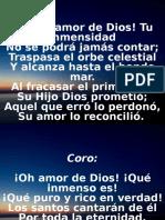 H-13 Oh Amor de Dios