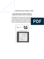 AISC Design Guide 16 Errata - Flush And Extend Multiple-Row Moment End-Plate Connections.pdf