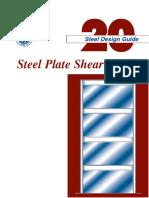 AISC Design Guide 20 Steel_Plate_Shear_Walls.pdf