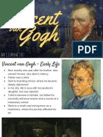 van gogh - dream drawings