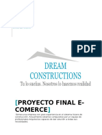 Dream Construction