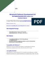 MorphoKit 4.0.4