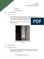 Division 16 - SEC16075-I Equipment Identification & Labeling