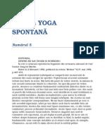 Revista Yoga Spontana, Numarul 5.doc