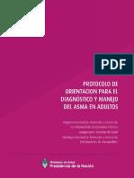 Protocolo Asma