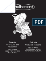 Dakota Pushchair