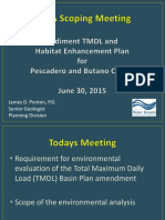 2015 CEQA Scoping Meeting Presentation