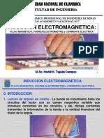 Electromagnetismo e Induccion Electromagnetica - Vac 2017