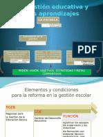 gestion educativa y aprendizajes.pptx