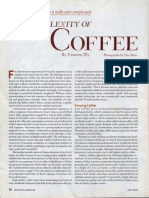 THE COMPLEXITY OF OFFEE By Ernesto Illy