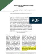 MOUDON, AV (2015_1997) Morfologia Urbana Como Um Campo Interdisciplinar Emergente