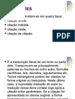 AS CITAÇÕES.pptx
