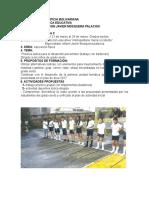 Universidad Pontificia Bolivariana Diario de Campo Dos Wilson
