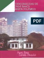Facetas desconocidas de Jorge Isaacs. El Humanista Polémico