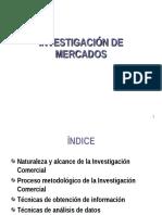 Proceso Metodologico de Investigacion Comercial