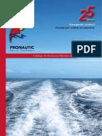Pronautic - Catálogo Accesorios 2016_es