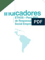 RSE - Indicadores de Autodiagnóstico Ethos Perú 2021