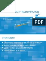 02 AG_SS001_E02_1 ZXMSG 5200 (V3.1) System Structure-64p.ppt