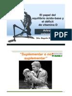 Artrosis Osteoporosis