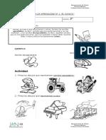 Guía de Musica 2 El Sonido 3° básicos