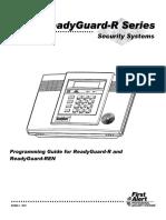 ReadyGuard-REN Program Manual