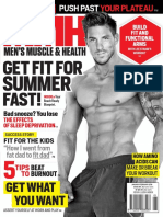 Mens Muscle & Health 2016-01-02