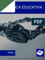 Nivel I Robótica Educativa R2 Demo